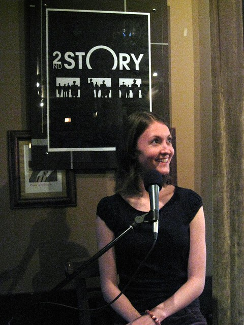 Lindsay tells stories again