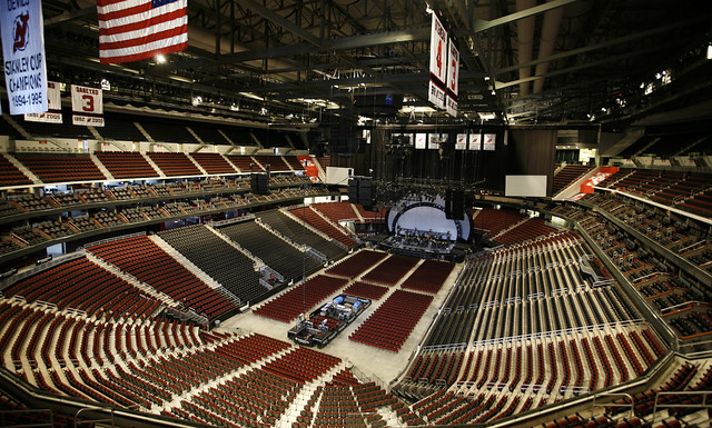 the latest 14431 a8f2c Prudential Center, Newark NJ | Eagles '08 | Robert Windel ...