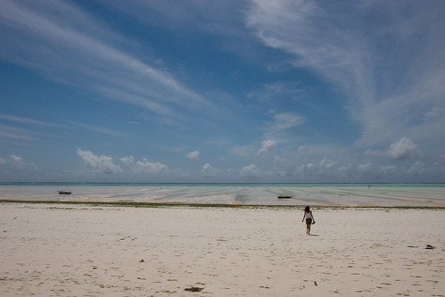 Paje Beach in Zanzibar | by wendylin20
