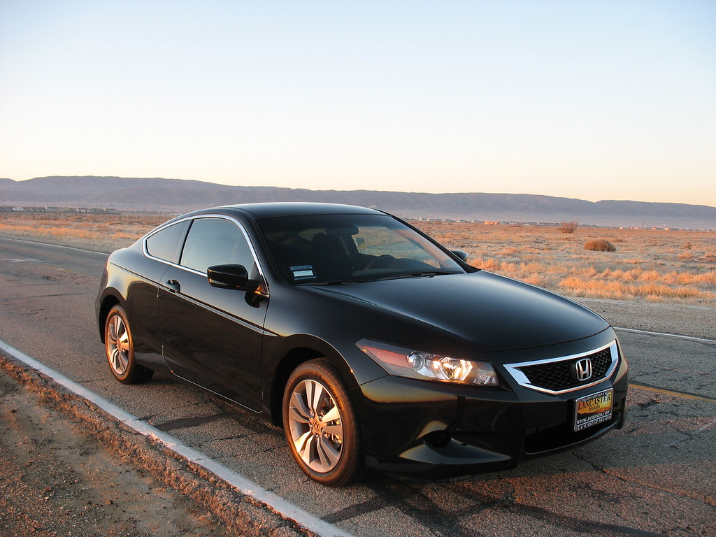 Honda accord two door 2008
