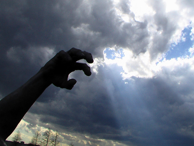 """The Awakening"" Sculpture on Hains Point, Washington, D.C., February 2008 (pingnews)"