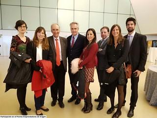 Participación Premio Emprendedores Aragón | by NANOIMMUNOTECH S.L.