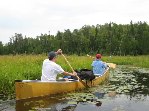 Boundary Waters Canoe Wilderness Area (BWCWA) | by Greg Walters