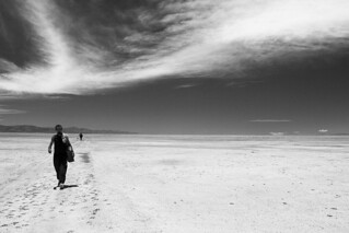 Camino a Laguna Pozuelos