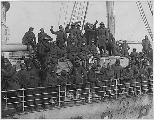 African American Soldiers, World War I | by Black History Album