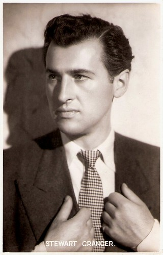 Stewart Granger in Saraband for Dead Lovers (1948)