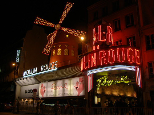 Moulin Rouge | by Benjamin C Ransom