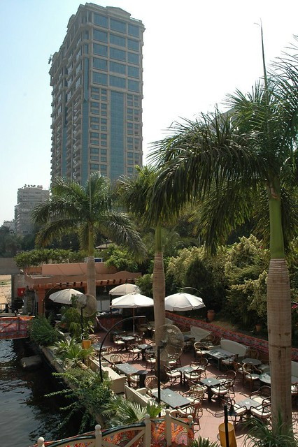 British luxury apartments in downtown Cairo