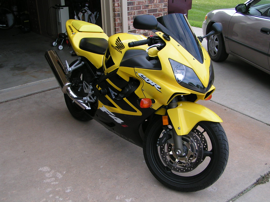 2002 CBR600F4i | I owned this bike until 2004  It was a lot … | Flickr