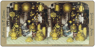 THE ARTS AND CRAFTS OF OLD JAPAN -- The Brass Ornament Dealer | by Okinawa Soba (Rob)