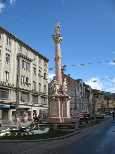 IMG_2688 - Innsbruck - Annasäule | by thisisbossi
