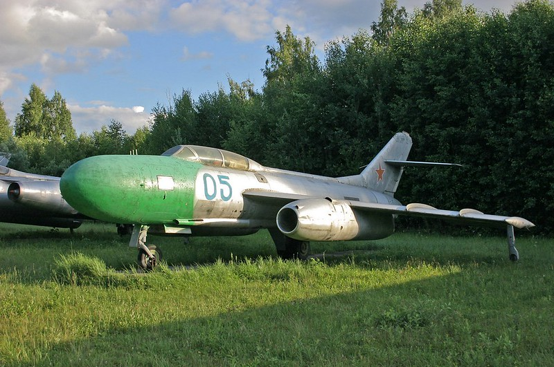 Yak-25 Flashlight 1