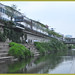 Walk along the Cheonggyecheon stream