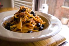 Fettuccini Amatriciana | by Abstract Gourmet