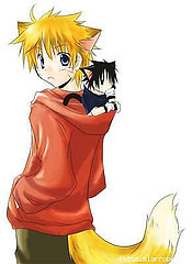Naruto And Sasuke Cute Aww Kahlil Ku Flickr