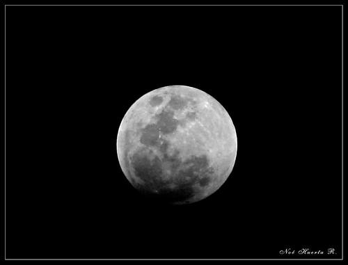 Luna llena Blanca...
