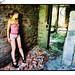 Catapillar Girl