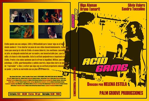 ACID GAME | by Hel Estela Baeza