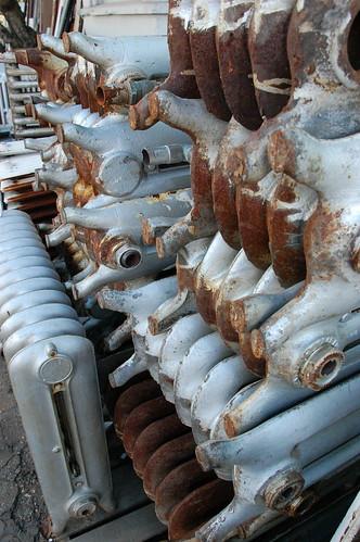 radiator feet   by cm2175