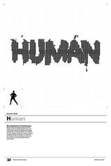 human   by jeremy pettis