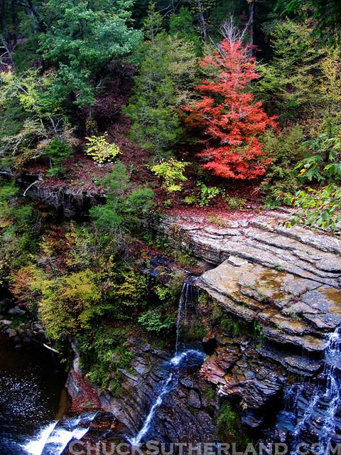 Cummins Falls, Blackburn Fork, Jackson County, Tennessee 2