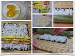 Makizushi method | by van_pham