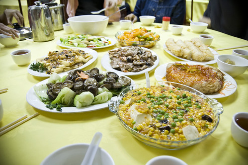 Sumptuous Vegetarian Lunch at Po Lin Monastery | by chee.hong