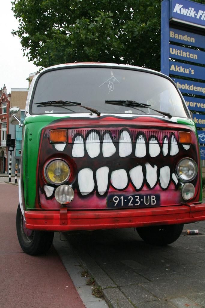 Whaaaaa Lp Volkswagen Van Den Bosch Lastplak Flickr