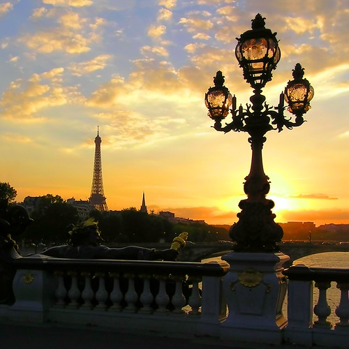 Paris Sunset | by Jay364