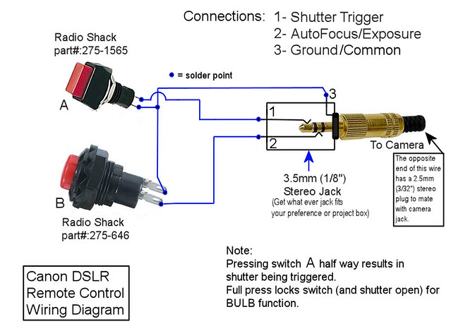 Swell Canon Xt Xti Remote Control Wiring Diagram Link To Complet Flickr Wiring 101 Capemaxxcnl