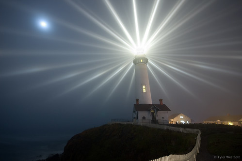 Pigeon Point Lighthouse | by Tyler Westcott