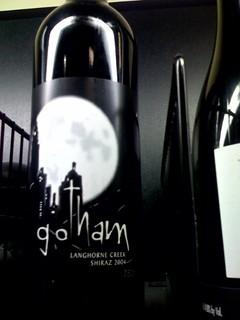 Wine selection at Sonoma Cellars in Delavan