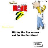 The Simpsons Movie 2 Teaser Poster Ikilledkenny1995 Flickr