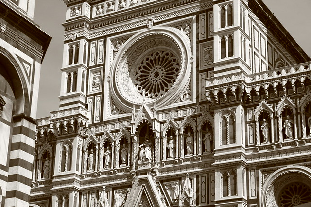 Santa Maria dei Fiori - details