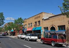 Downtown Flagstaff | by searchnetmedia