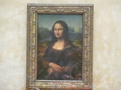 The Mona Lisa | by phatfreemiguel