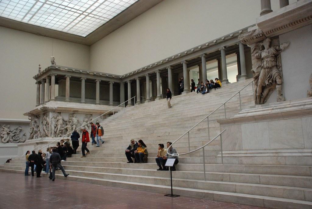 Pergamon Altar (11.2007 Berlin)