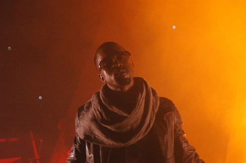 Kanye West | by Daniele Dalledonne