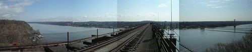 railroad bridge newyork pano poughkeepsie railtrail osm:way=24185107