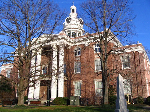 winter tn tennessee courthouse murfreesboro 1859 countycourthouse nrhp rutherfordcounty uscctnrutherford bmok