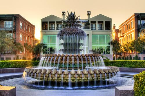 Pineapple Fountain   by artjom83