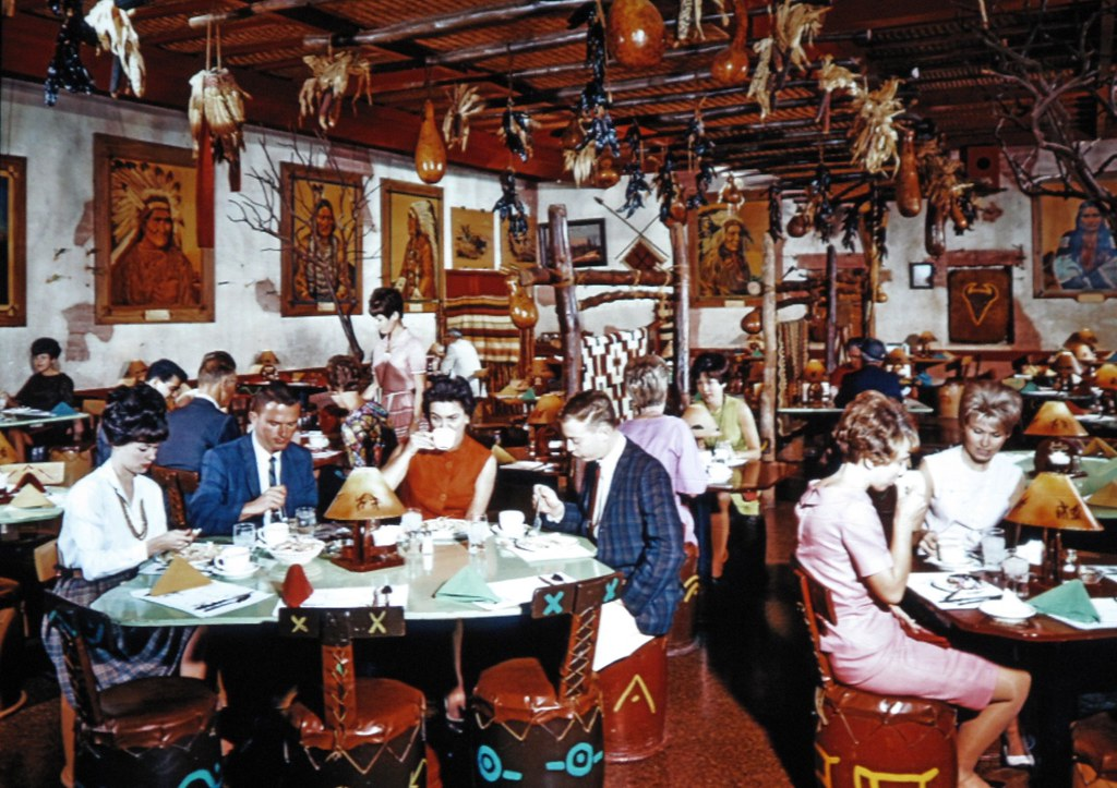 Knott/'s Berry Farm Steak House Menu 1940s