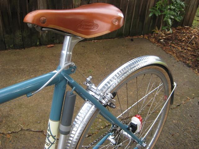 Rear View: New Hammertone Honjos
