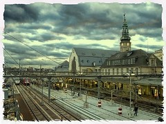 Luxembourg Gare on Polaroid | by Rui M Leal
