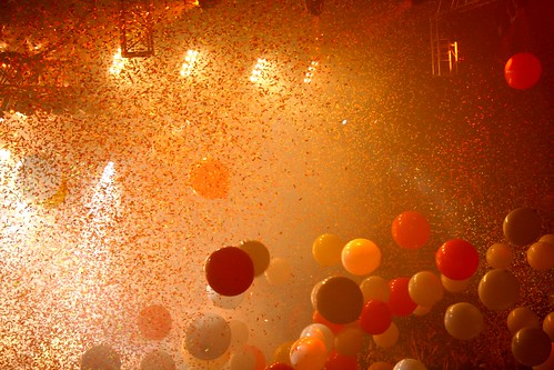 confetti, balloons | by amy_buthod