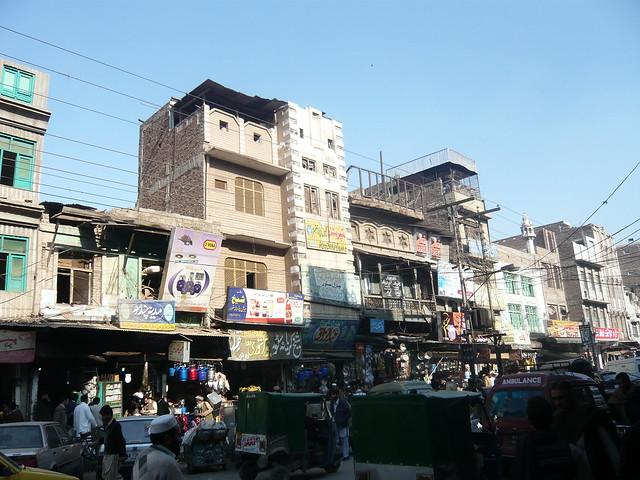 Old Peshawar City