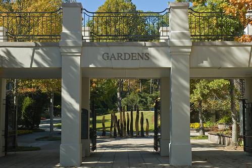 autumn garden birmingham alabama botanicalgardens
