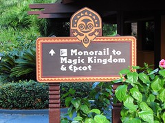 Monorail Sign | by Miss Millificent