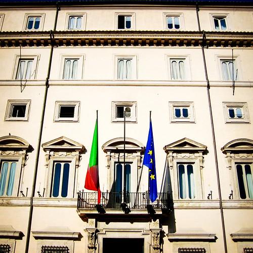 Palazzo Chigi by wenzday01