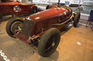 1932 Maserati 8C 3000 | A 1932 Maserati 8C 3000 being race ...